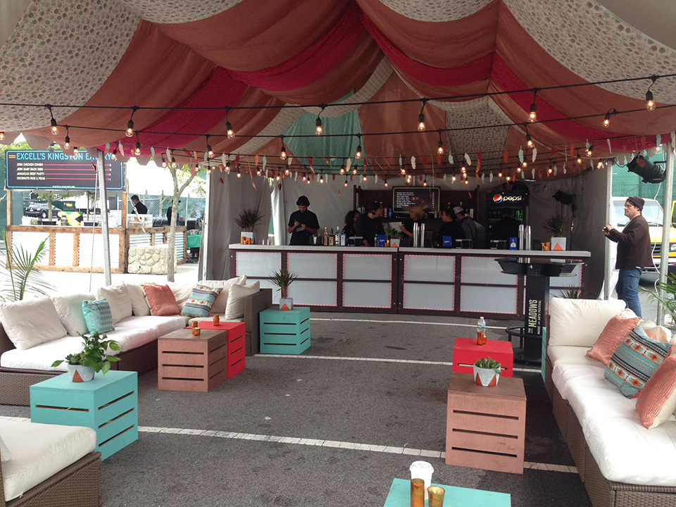 The Meadows Music Festival-VIP Tent & meadow_1 | Flood Style
